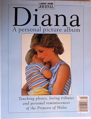 Princess Diana Personal Picture Album 1997 Ladies'