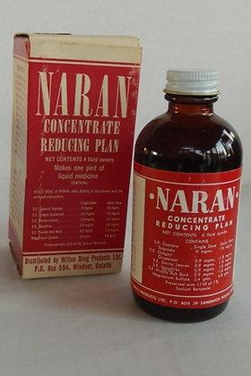 Naran Concentrate Reducing Plan