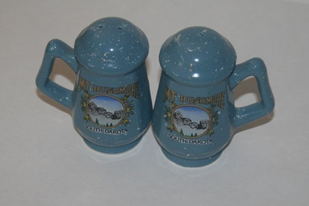 Mount Rushmore Salt and Pepper Shakers