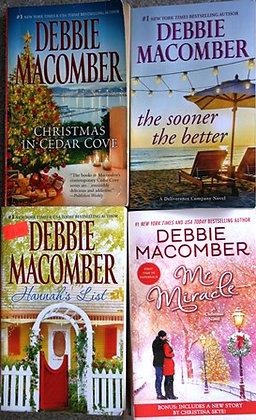 Debbie Macomber Paperback Books