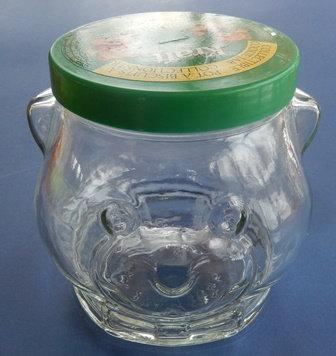 Vintage Kraft Bear Shaped Peanut Butter Jar