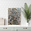 Thumbnail: Gestalt Field 30, Life-size paper print