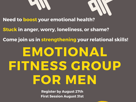 Emotional Fitness Group for Men