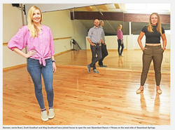 Dance and Fitness Trio image John Russel