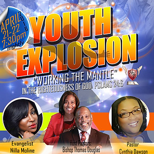 Youth Explosion 2016