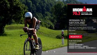 Upcoming: Ironman 70.3 Switzerland 2018