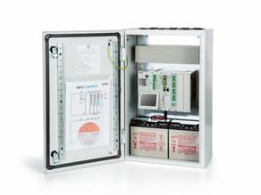 Flexible, modular aufgebaute Zentralen mit 20 Amp. für Rauch und Wärmeabzug nach EN 12101-10