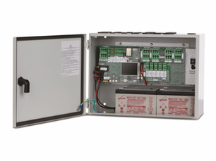 Kompakte modul Zentrale nach EN 12101-10