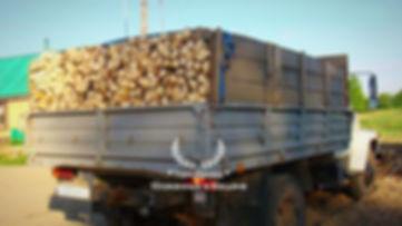 Машина дров в Ступино