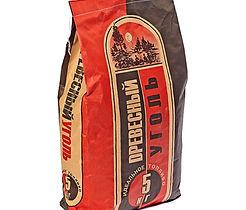 Уголь древесный 3кг, 5 кг, 10 кг.