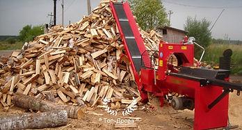 Купить колотые дрова в Солнечногорске