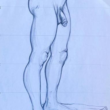 Side of Leg