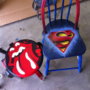 """""""Chair""""ity Chairs"""