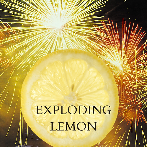 Exploding Lemon Conditioner