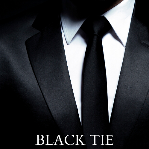 Black Tie Soy Candle