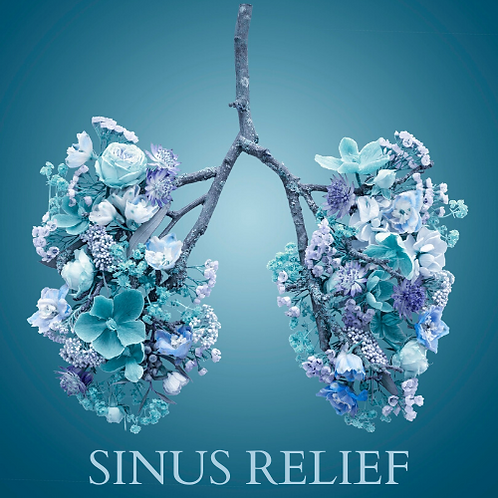 Sinus Relief Soy Candle