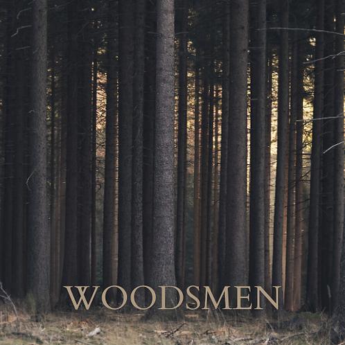 Woodsmen Bar Soap