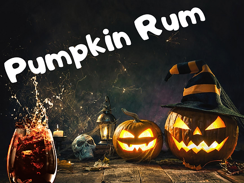 Pumpkin Rum Conditioner