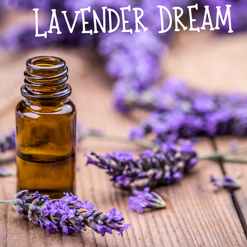 Lavender Dream Lotion/Infused Body Butter