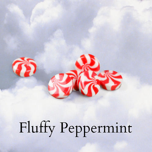Fluffy Peppermint Lotion/Infused Body Butter