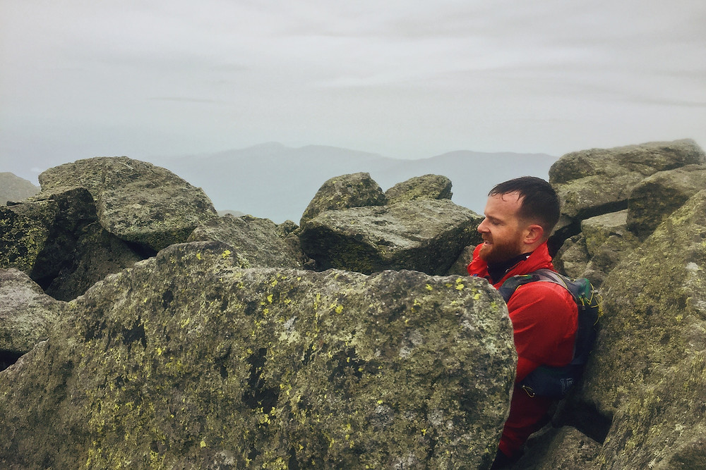 Mount Jefferson, Presidential Traverse, White Mtns
