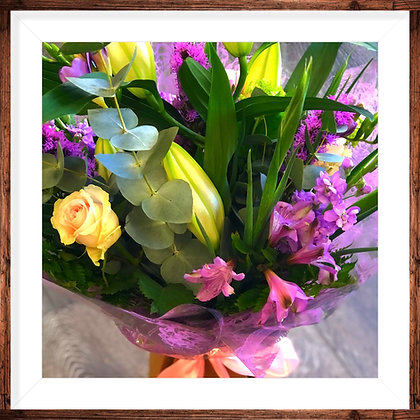 Lilacs & Lillies