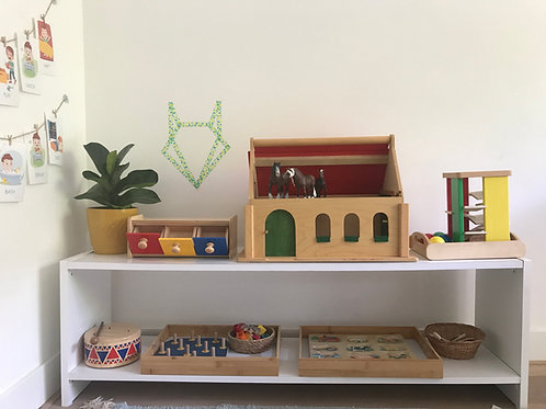 Handmade Shelf Montessori