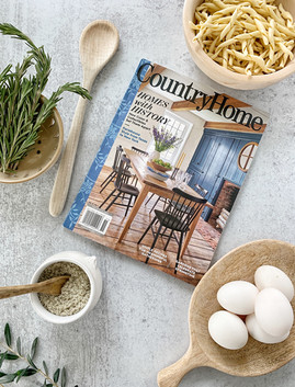 Country Home Magazine Feature