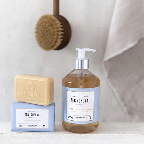 Fer à Cheval Marseille Liquid Soap Aqua Mandarine 500ml