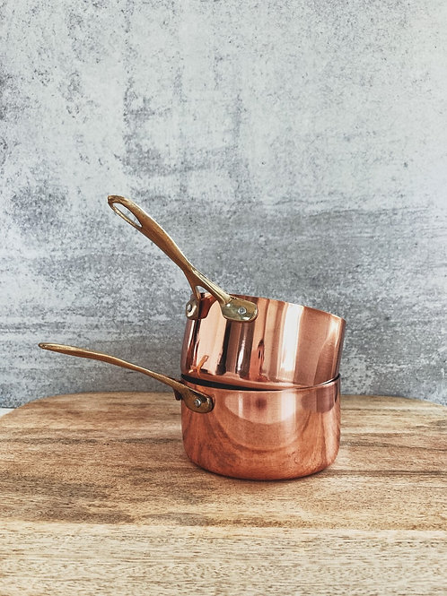 Copper Butter Warmer