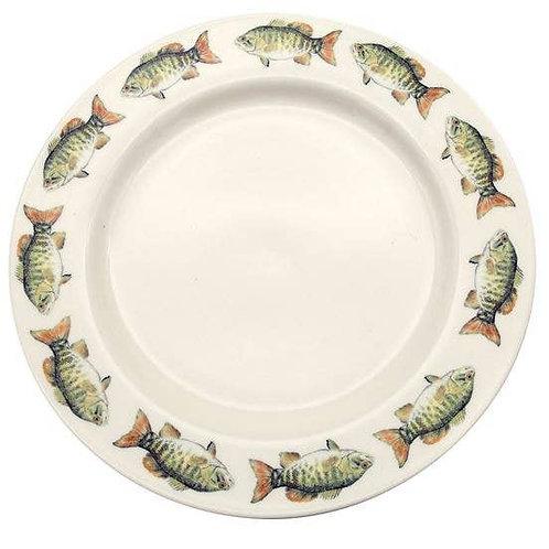 Bass Dinner Plate