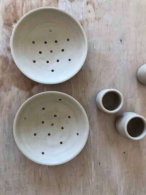 Limited Edition Ceramic French Faiselle