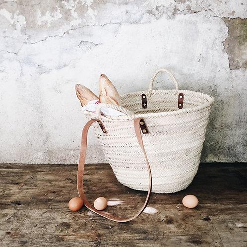 Classic French Market Basket