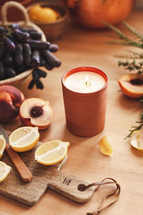 Bougie d'été (Red Currant Summer Candle)
