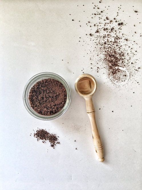 French Coffee Scoop