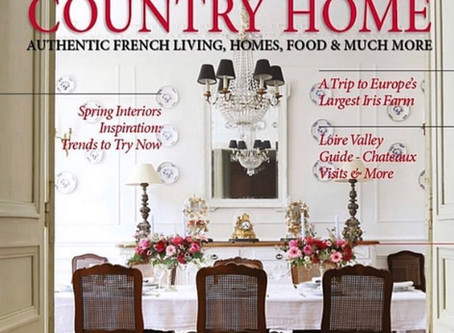 My French Country Home Feature