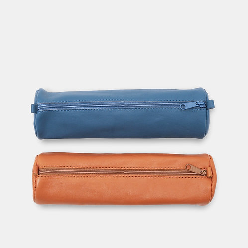 Clairefontaine Lambskin leather case