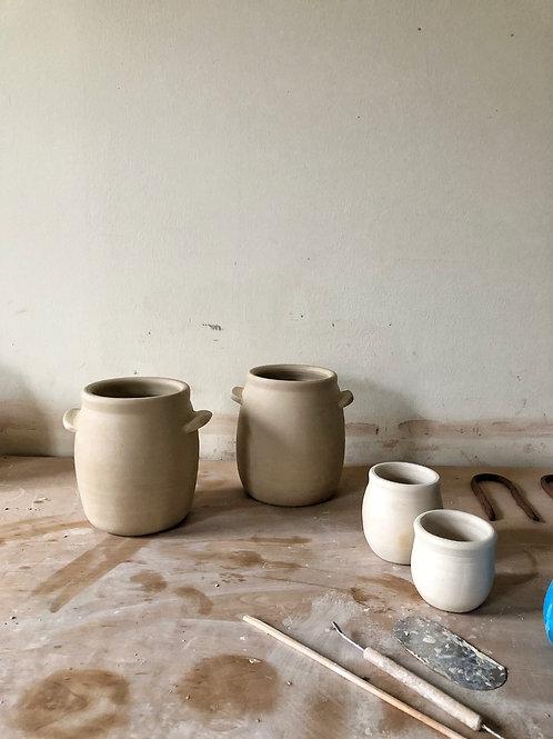 Limited Edition Handmade Confit Pot
