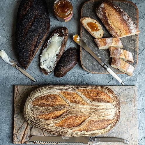 Jean Dubost Laguiole  Breakfast Set