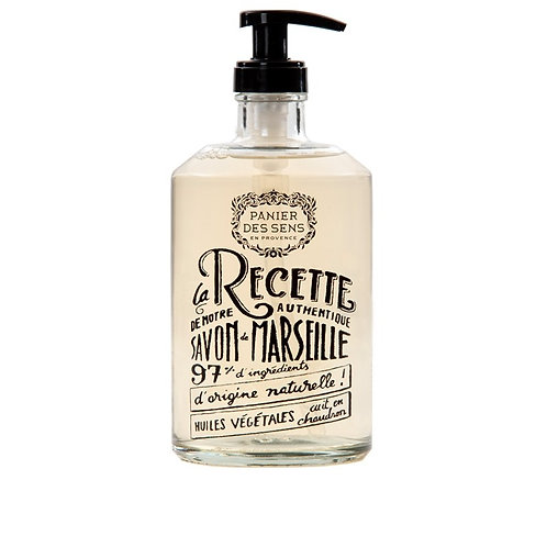 Panier Des Sens Rose Liquid Hand Soap