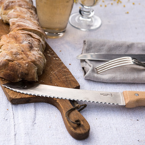 Opinel No.116  Bread Knife