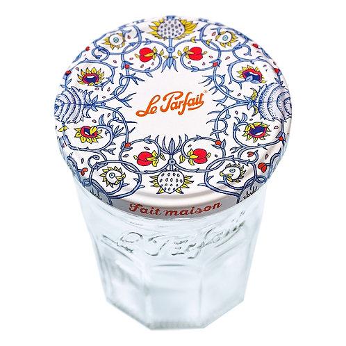 385ml French Jam Jar With Decorative Lid