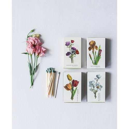 Fleurs Matchbox