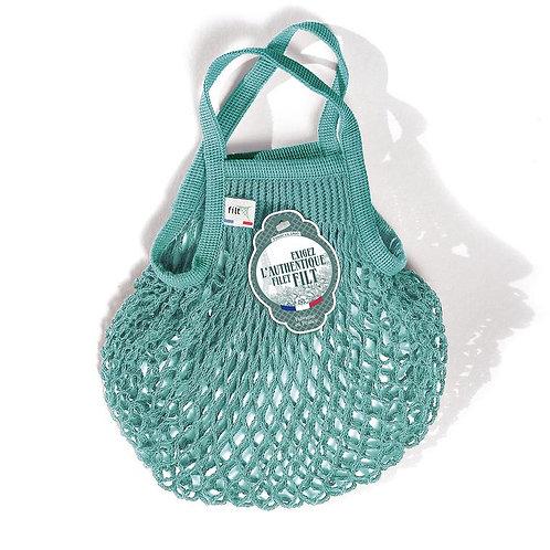 Filt Mini Bag in Aqua