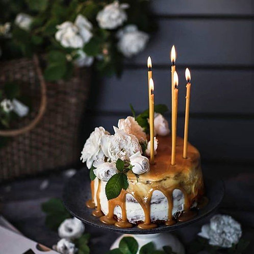 Bougies Anniversaires (Birthday Candles, Box of 10)
