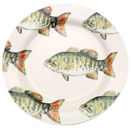 Bass Salad Plate
