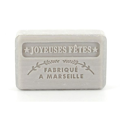 French Christmas soap - Joyeuses Fêtes