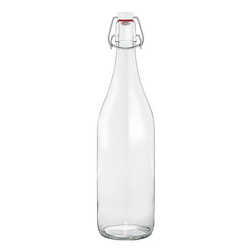 Le Parfait Glass Swing Top Bottle 1L