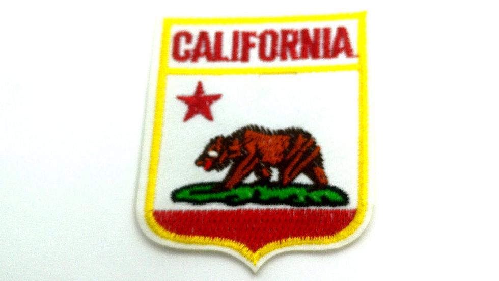 ecusson thermocollant mercerie California