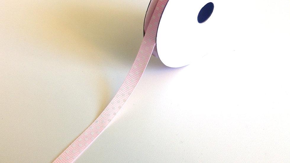 Ruban gros grain imprimé